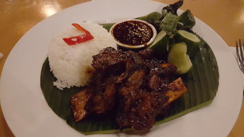 Balinese beef ribs