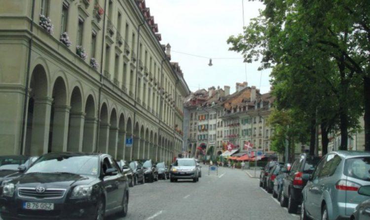 Interlaken Area